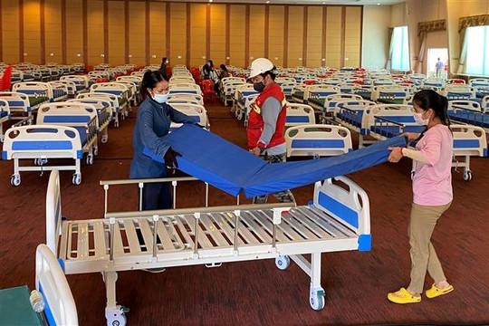 Campuchia ghi nhận 181 ca nhiễm COVID-19 mới và số ca tử vong đã lên 33