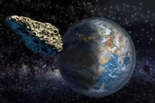 Một tiểu hành tinh bay qua Trái đất ở khoảng cách gần