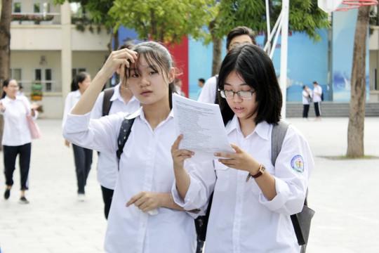 Hà Nội công bố lịch thi và chỉ tiêu tuyển sinh lớp 10 trường công lập và ngoài công lập