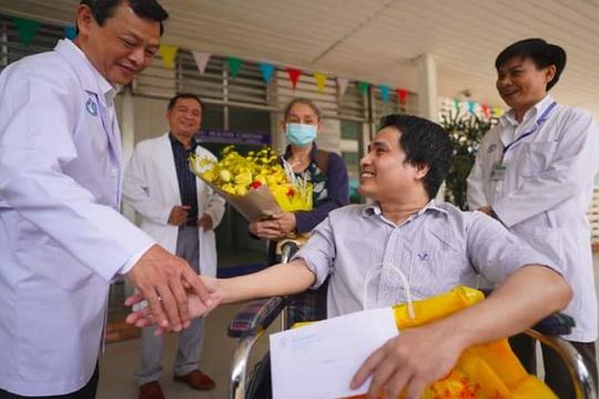 Thanh niên nằm viện 11 năm viết tâm thư tri ân Bệnh viện Chợ Rẫy
