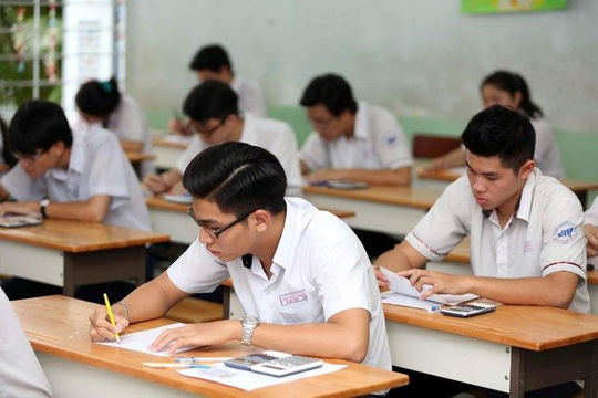 Công bố chỉ tiêu 13 trường tuyển sinh vào lớp 10 tích hợp tại TP.HCM