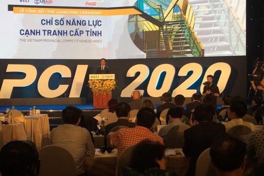 PCI 2020: Quảng Ninh tiếp tục dẫn đầu, Bạc Liêu tụt xuống cuối bảng