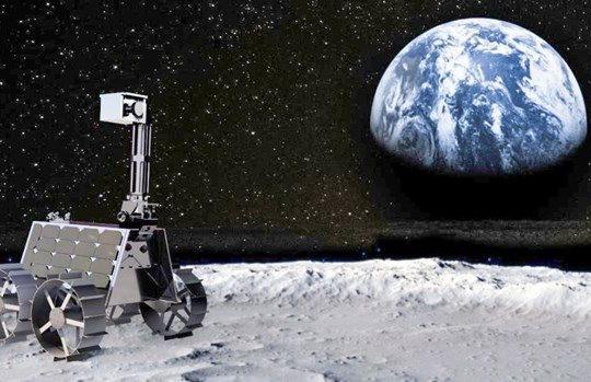 UAE và Nhật Bản hợp tác đưa robot thăm dò lên Mặt trăng