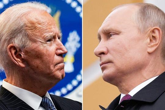 Ông Biden nói dùng biện pháp 'vừa phải' trừng phạt Nga, kêu gọi Putin giảm căng thẳng