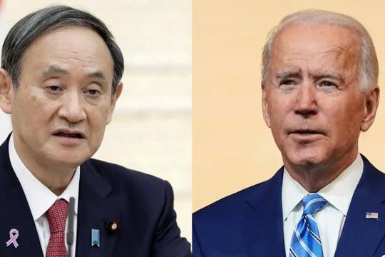 Mỹ - Nhật tuyên bố chung về Đài Loan sau 52 năm, ông Biden có thể chưa hài lòng với Suga