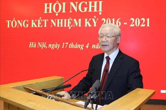Tổng bí thư Nguyễn Phú Trọng: Mở rộng các hình thức thảo luận, tranh luận, đối thoại lý luận trên tinh thần khoa học, dân chủ, cầu thị