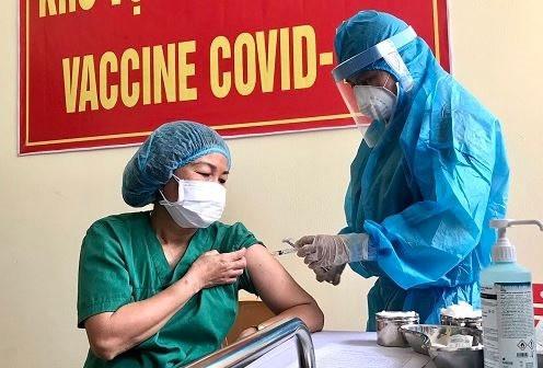 Việt Nam không có ca nhiễm mới, gần 107.000 người đã tiêm vắc xin COVID-19