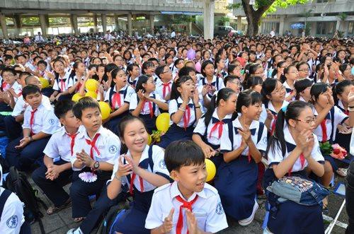 Trường THPT chuyên Trần Đại Nghĩa tuyển sinh lớp 6 với chỉ tiêu 535 học sinh
