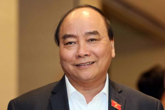 Chủ tịch nước Nguyễn Xuân Phúc dự hội nghị thượng đỉnh do Tổng thống Biden chủ trì