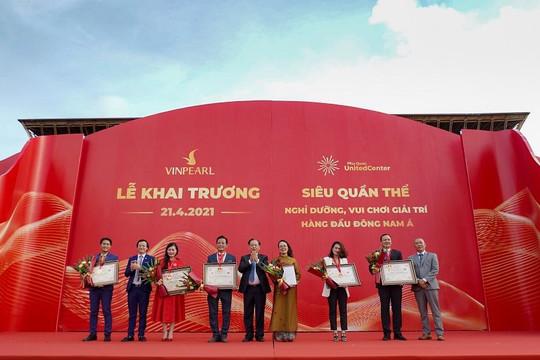 Vingroup khai trương siêu quần thể nghỉ dưỡng vui chơi giải trí hàng đầu Đông Nam Á - Phú Quốc United Center