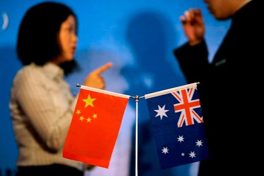 Trung Quốc hăm dọa khi Úc hủy bỏ 2 thỏa thuận Sáng kiến Vành đai và Con đường