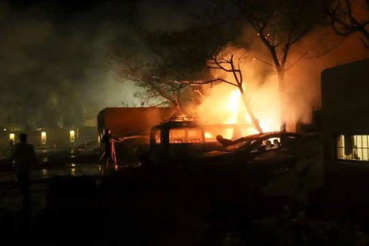 Đại sứ Trung Quốc tại Pakistan thoát chết sau vụ đánh bom khách sạn làm 4 người thiệt mạng, thủ phạm lên tiếng