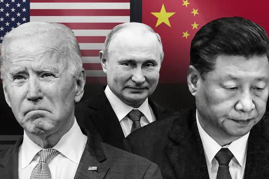 Vì sao ông Tập phải hoang mang khi Biden đề xuất hội nghị thượng đỉnh với Putin?