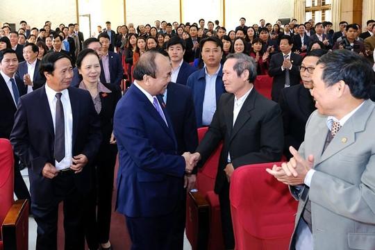 Trung ương giới thiệu Chủ tịch nước Nguyễn Xuân Phúc về TP.HCM ứng cử ĐBQH