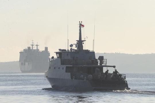 Hải quân Indonesia: Tàu ngầm chìm dưới biển, 53 người thiệt mạng