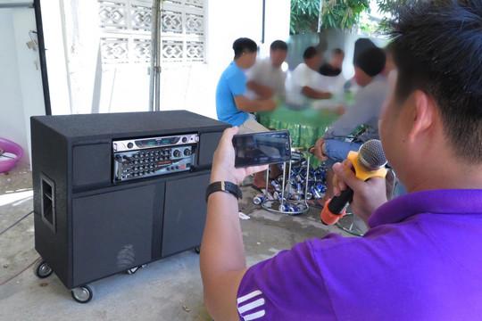 TP.HCM: Coi karaoke gây ồn là vi phạm trật tự xã hội