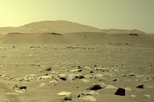 Trực thăng Ingenuity thực hiện thành công chuyến bay thứ 3 trên sao Hỏa