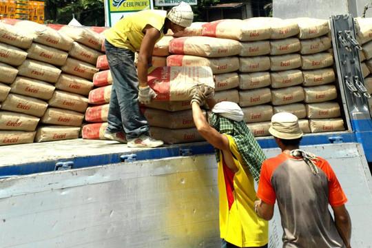 Philippines điều tra xi măng Việt Nam để chuẩn bị áp thuế chống phá giá