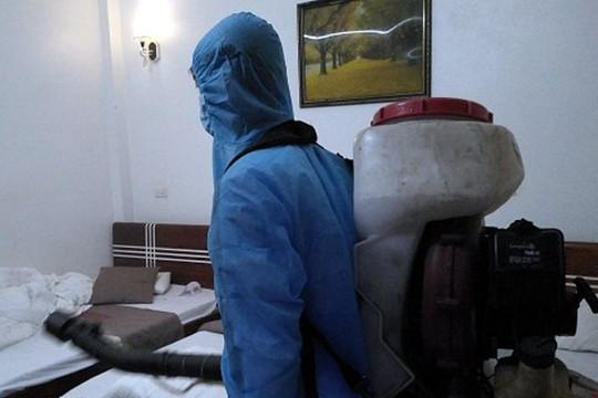 Yên Bái xác nhận 1 nhân viên khách sạn nhiễm COVID-19 sau khi tiếp xúc đoàn khách Ấn Độ
