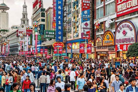 Trung Quốc lần đầu tiên ghi nhận dân số giảm sau hơn 70 năm