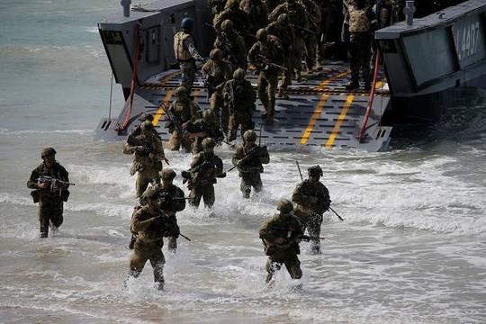 Úc nâng cấp căn cứ quân sự, tăng tập trận với Mỹ khi quan hệ với Trung Quốc căng thẳng