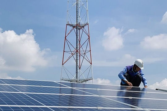 Samsung xin mua điện không qua EVN