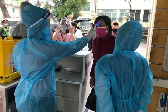 Sáng 1.5: Không có ca COVID-19, 41 nhân viên y tế BV Phụ sản TW trở thành F2, Hưng Yên đóng cửa khu di tích Phố Hiến