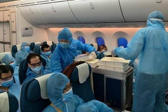 Thông báo khẩn: Tìm người trên 2 chuyến bay VN7161 và VN160, hành trình Đà Nẵng – Hà Nội