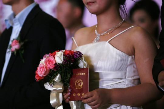 Ngày càng nhiều phụ nữ Trung Quốc ghét hôn nhân, cần ly hôn