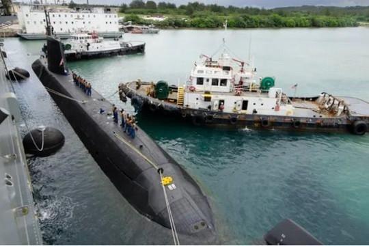 Mỹ - Nhật có thể hợp tác chặn tàu ngầm Trung Quốc