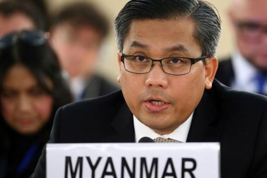 Đại sứ Myanmar 'mách nước' Mỹ cách trừng phạt nhóm đảo chính
