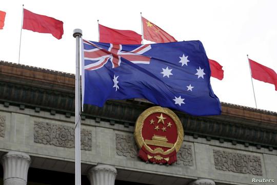 Căng thẳng leo thang: Trung Quốc đình chỉ đối thoại kinh tế cấp cao với Úc