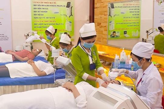 Bệnh viện Da Liễu Cần Thơ: Trẻ hóa da bằng công nghệ hiện đại