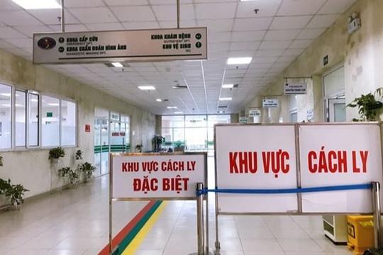 Sáng 6.5, Việt Nam ghi nhận 8 ca mắc mới là bệnh nhân tại Bệnh viện Bệnh Nhiệt đới TW