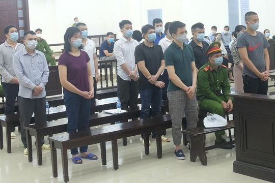 Vụ Nhật Cường: 'Vụ án đồng phạm có tổ chức, Bùi Quang Huy là chủ mưu'