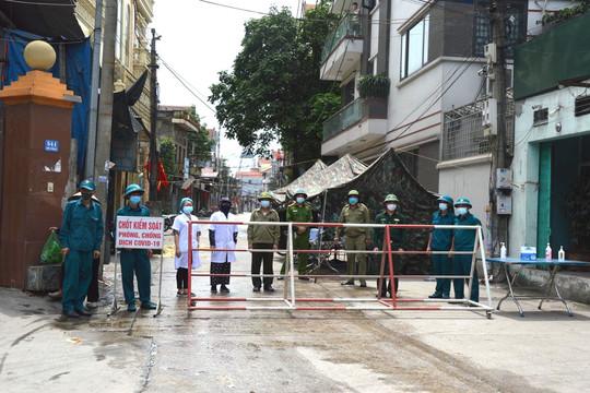 Nóng: Bắc Ninh thêm 14 ca dương tính với SARS-CoV-2 đều ở Thuận Thành