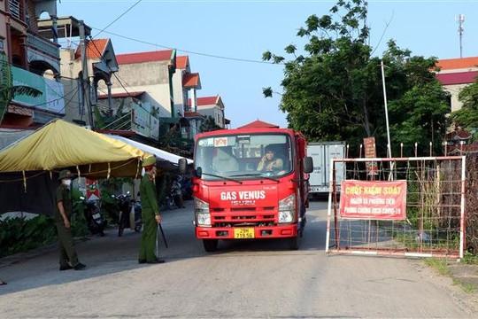 Trước khi tử vong, bệnh nhân COVID-19 ở Bắc Ninh gặp tai nạn giao thông