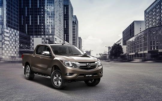 Bán tải Mazda BT-50: Xu hướng lựa chọn của gia đình Việt