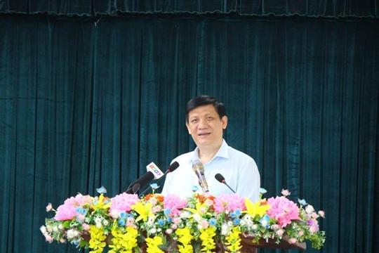 Bộ trưởng Bộ Y tế nói về kế hoạch mua 110 triệu liều vắc xin COVID-19 và chiến dịch tiêm phòng lịch sử