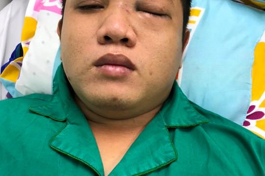 TP.HCM: 2 CSGT quận 11 đánh thanh niên ở quán nhậu nhập viện