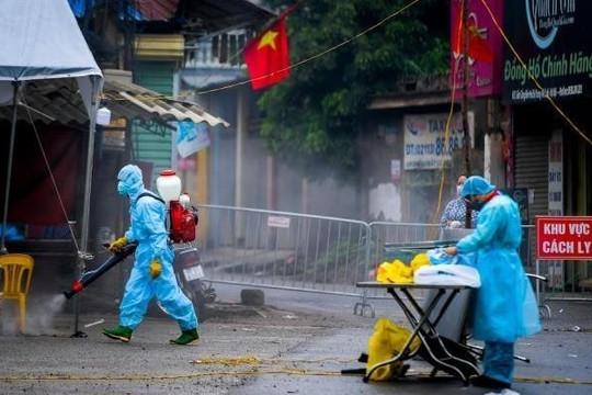 Thêm 2 ca nhiễm COVID-19 ở Hà Nam, Thái Bình; nhiều nơi bị cách ly