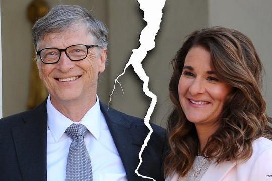 """Tỷ phú Bill Gates từng buồn rầu về cuộc hôn nhân với vợ do """"không có tình yêu"""""""