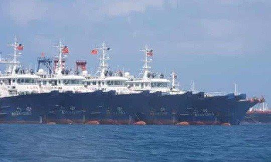 Bộ Ngoại giao lên tiếng việc Trung Quốc điều thêm tàu đến đá Ba Đầu
