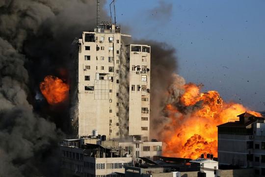 Xung đột giữa Israel với chiến binh Palestine leo thang, Liên Hợp Quốc bó tay, Mỹ và Ai Cập vào cuộc