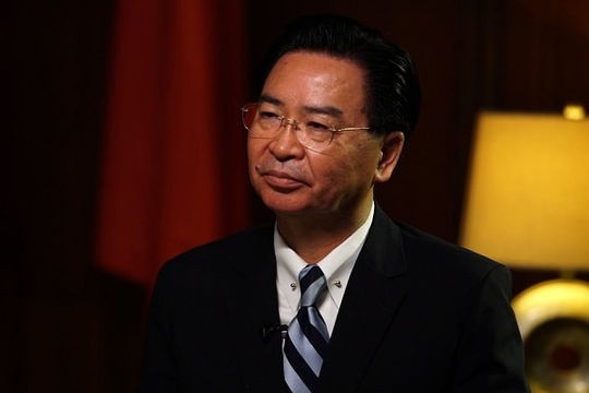 Người đứng đầu cơ quan ngoại giao Đài Loan nằm trong 'danh sách đen' của Trung Quốc?