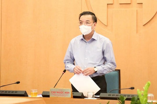 Chủ tịch Hà Nội 'hỏa tốc' yêu cầu kỷ luật nghiêm Giám đốc Hacinco, báo cáo trong ngày 15.5