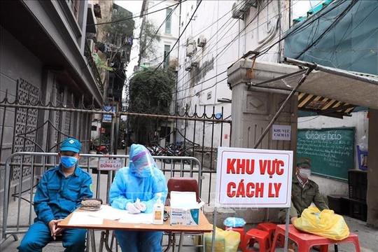 Sáng 18.5, Việt Nam ghi nhận 19 ca COVID-19 mới, Hà Nội có 13 ca