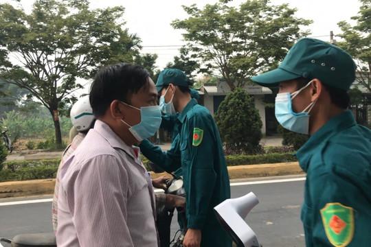 Video: 'Tiền đồn' phòng chống COVID-19 ở Quảng Nam