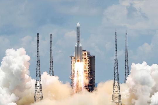 Tàu vũ trụ Trung Quốc hạ cánh thành công xuống sao Hỏa sau Mỹ và Nga, NASA chúc mừng
