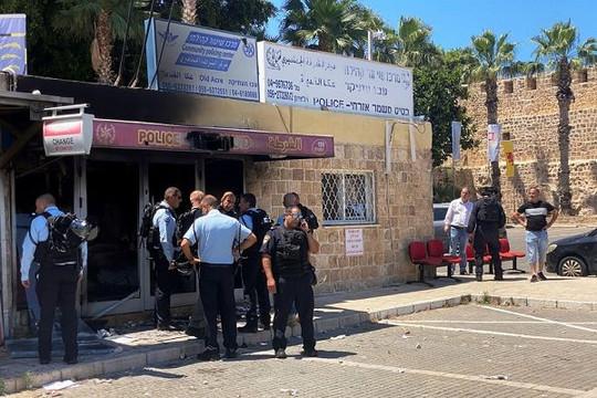 Giao tranh leo thang, 'thành phố hòa hợp' tại Israel chìm trong sợ hãi